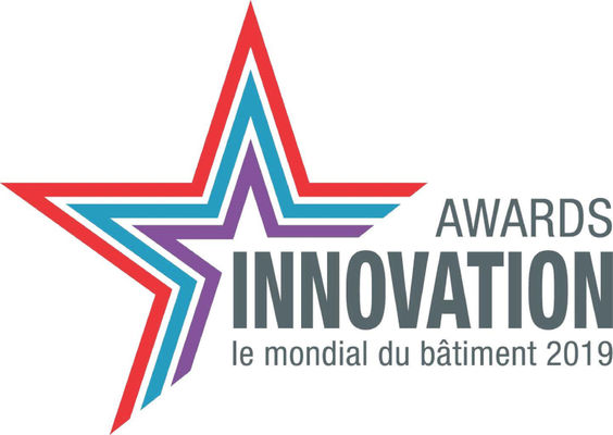 Candidats belges aux Awards de l'Innovation au Mondial du Bâtiment
