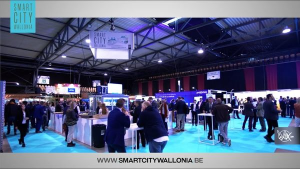 4e édition de Smart City Wallonia, la vitrine wallonne de la «ville intelligente»
