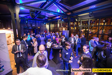 BIM Awards Benelux 2017, un bon plan