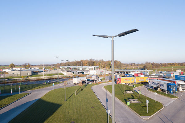 Projet IBE  – Infrastructures basses émissions – en Wallonie