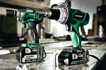 Hitachi Power Tools devient HiKOKI