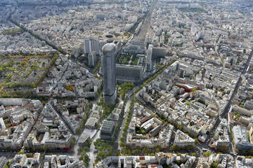 Roger Stirk Harbour + Partners repense Maine-Montparnasse