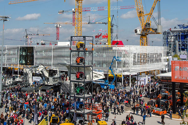 Bauma Innovation Awards: 15 nominés en finale