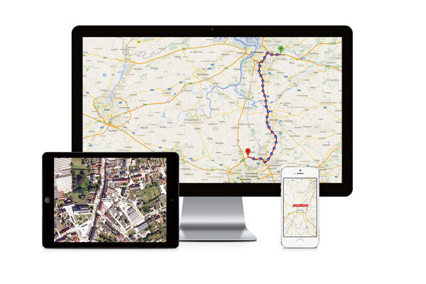 GeoTracer innove avec des solutions IOT!
