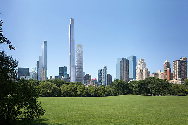 Oubliez la Trump Tower, voici la Central Park Tower