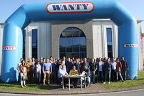 Wanty engage son 1.000e collaborateur