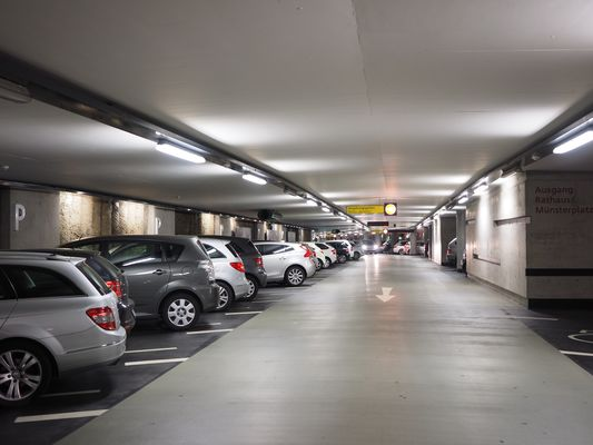 La ville de Bruges lance ses solutions de Smart Parking